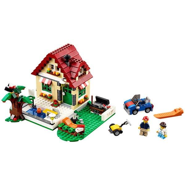Купить Конструктор Lego Creator Лего Криэйтор Времена года в интернет магазине игрушек и детских товаров