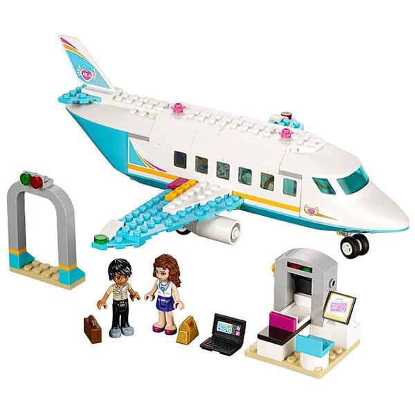 Купить Конструктор Lego Friends Лего Подружки Частный самолет в интернет магазине игрушек и детских товаров