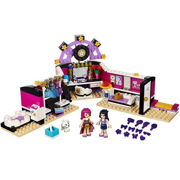 Купить Конструктор Lego Friends Лего Подружки Поп звезда - гримерная в интернет магазине игрушек и детских товаров