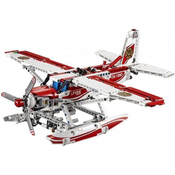 Купить Конструктор Lego Technic Лего Техник Пожарный самолет в интернет магазине игрушек и детских товаров