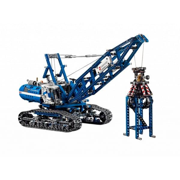 Купить Конструктор Lego Technic Лего Техник Гусеничный кран в интернет магазине игрушек и детских товаров