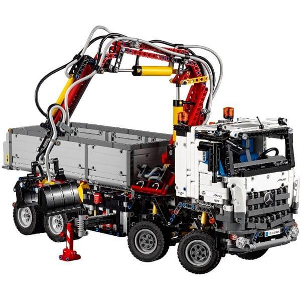 Купить Конструктор Lego Technic Лего Техник Mercedes-Benz Arocs 3246 в интернет магазине игрушек и детских товаров