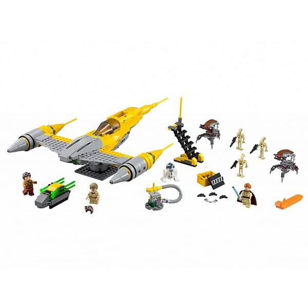 Конструктор Lego Star Wars Лего Звездные войны Истребитель Набу
