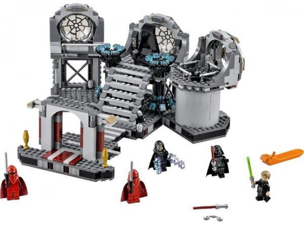 Купить Конструктор Lego Star Wars Лего Звездные войны Звезда Смерти в интернет магазине игрушек и детских товаров