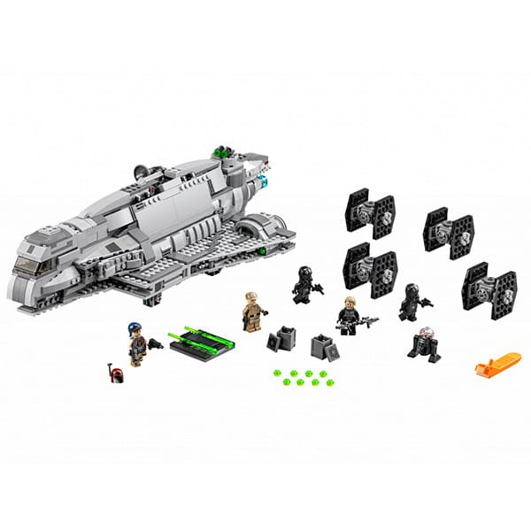 Конструктор Lego Star Wars Лего Звездные войны Имперский десантный корабль