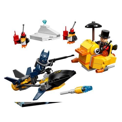 Купить Конструктор Lego Super Heroes Лего Супер Герои Появление Пингвина в интернет магазине игрушек и детских товаров