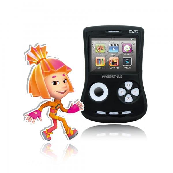 """Купить Игровая ФиксиПриставка Exeq FreeStyle 2,7"""" в интернет магазине игрушек и детских товаров"""