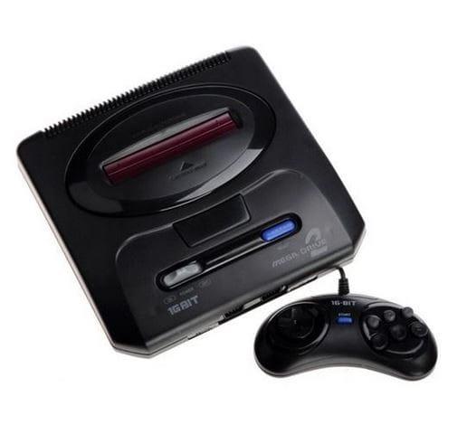 Купить Телевизионная ФиксиПриставка Mega Drive (25 встроенных игр) в интернет магазине игрушек и детских товаров