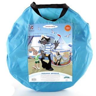 Купить Палатка Bondibon Ну, Погоди! (в сумке) в интернет магазине игрушек и детских товаров