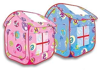 Купить Игровой домик-палатка Zhorya 75х73х110 см в интернет магазине игрушек и детских товаров