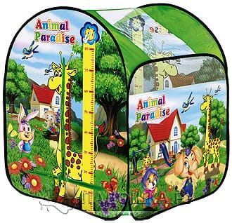 Купить Детская палатка U Do Future Animal Paradise в интернет магазине игрушек и детских товаров