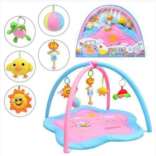 Купить Игровой коврик для малышей Zhorya в интернет магазине игрушек и детских товаров