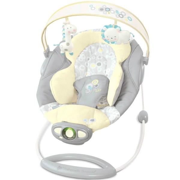 Купить Кресло-качалка Bright Starts InGenuity Мамины объятия в интернет магазине игрушек и детских товаров