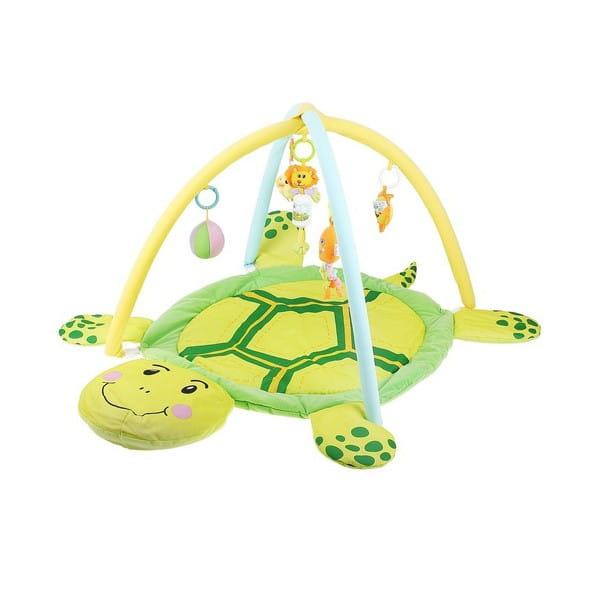 Купить Игровой коврик для малышей Zhorya Черепаха в интернет магазине игрушек и детских товаров