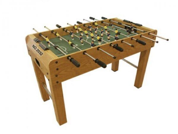 Купить Игровой стол Bondibon Футбол напольный в интернет магазине игрушек и детских товаров