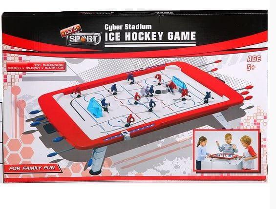 Настольный хоккей на ножках Bondibon Ф57637
