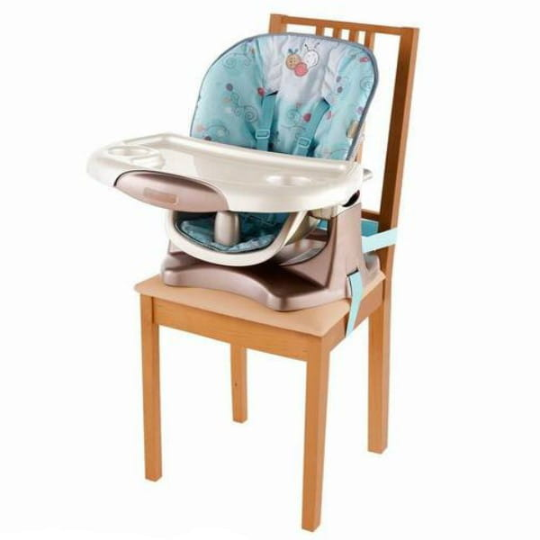 Купить Кресло-бустер для кормления Bright Starts InGenuity в интернет магазине игрушек и детских товаров