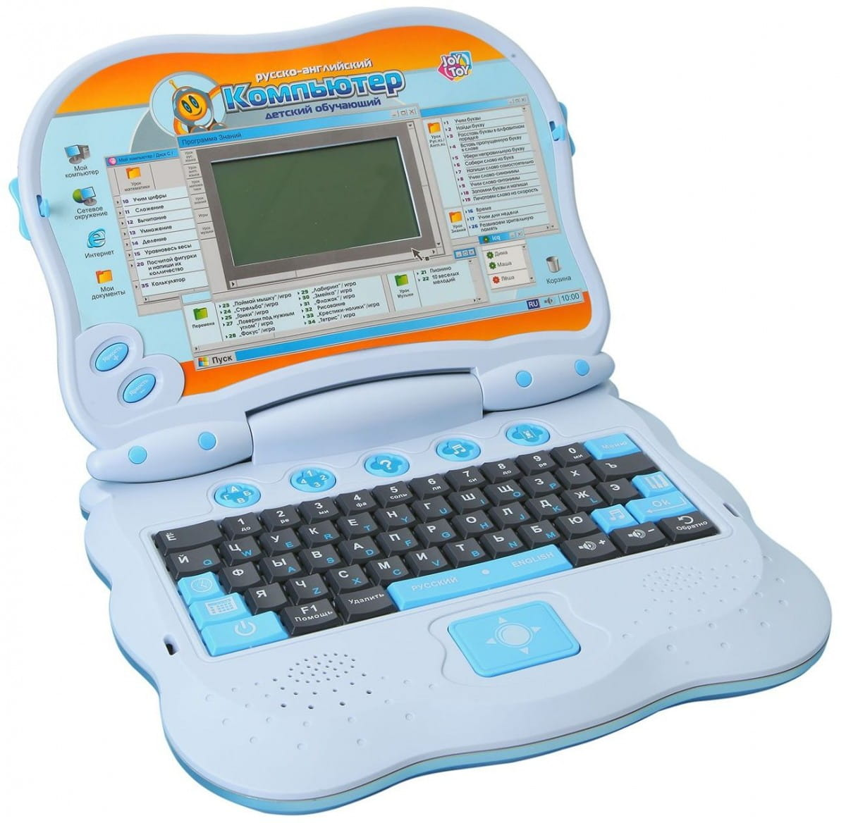 Компьютер обучающий Joy Toy 7000 (Play Smart)