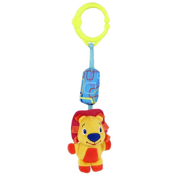 Развивающая игрушка Bright Starts 8487-1 Звонкий дружок - Львенок
