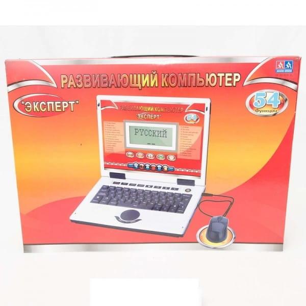 Детский обучающий компьютер Abezkad Эксперт 5