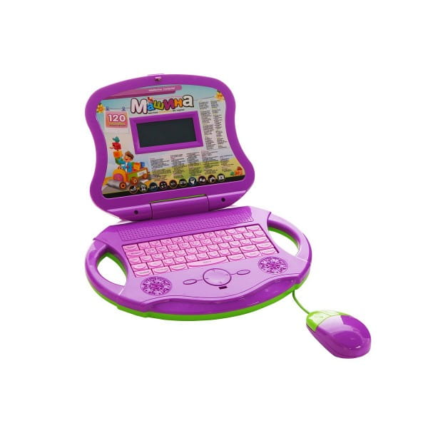 Детский обучающий компьютер Abezkad Машина - 120 функций