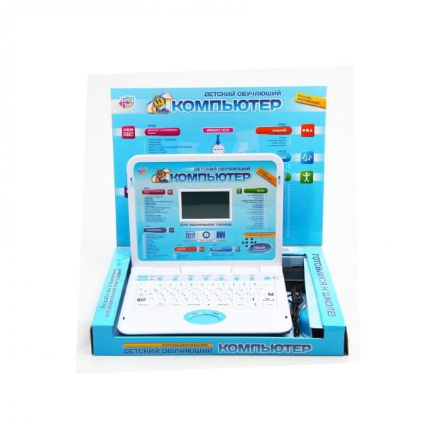 Обучающий компьютер Joy Toy с цветным экраном 7293 (Play Smart)
