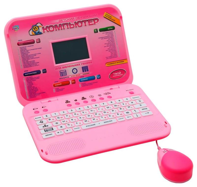 Обучающий компьютер Joy Toy 7314 - 60 функций обучения (Play Smart)