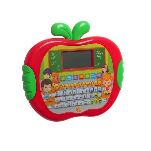 Детский развивающий игровой планшет Zhorya - 60 программ