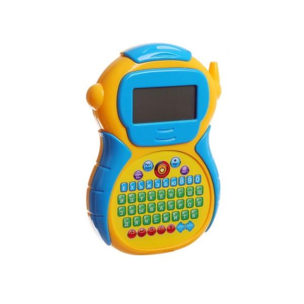Детский компьютер Zhorya Умный Я - 25 программ