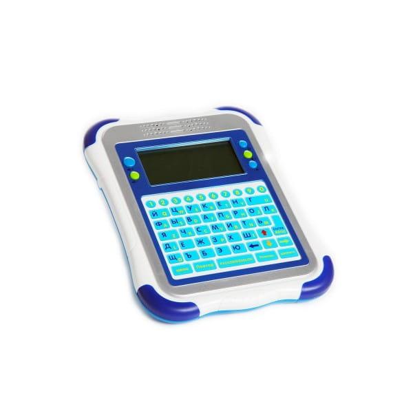Обучающий планшет Joy Toy 32 функции - синий (Play Smart)