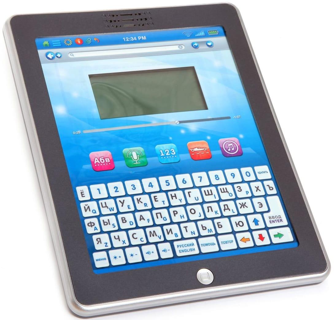 Обучающий планшетный компьютер Joy Toy 2 (PLAY SMART)