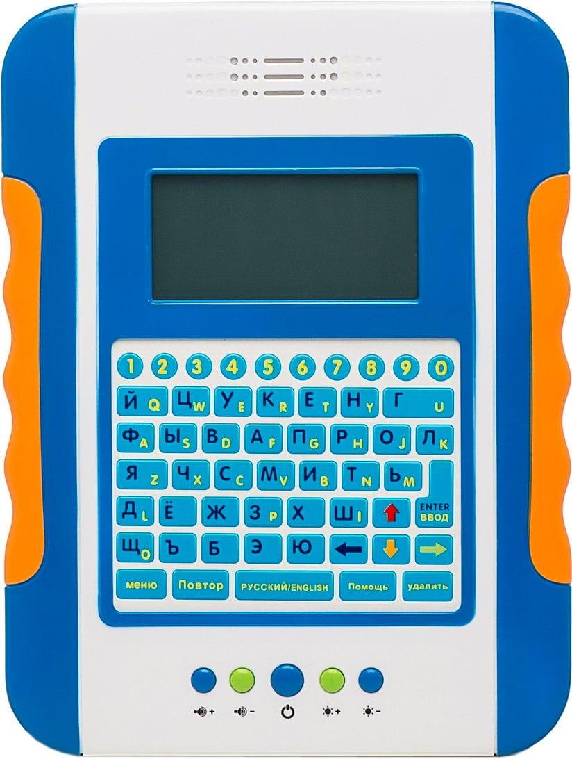 Обучающий планшетный компьютер Joy Toy с цветным экраном (Play Smart)
