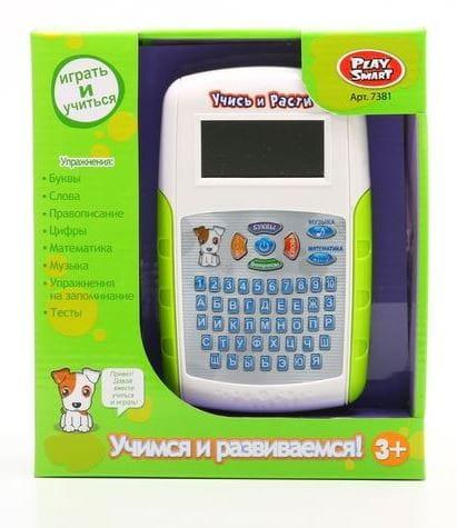 Детский обучающий компьютер-планшет Play Smart