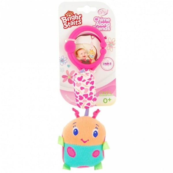 Развивающая игрушка Bright Starts 8674-4 Звонкий дружок - Божья коровка