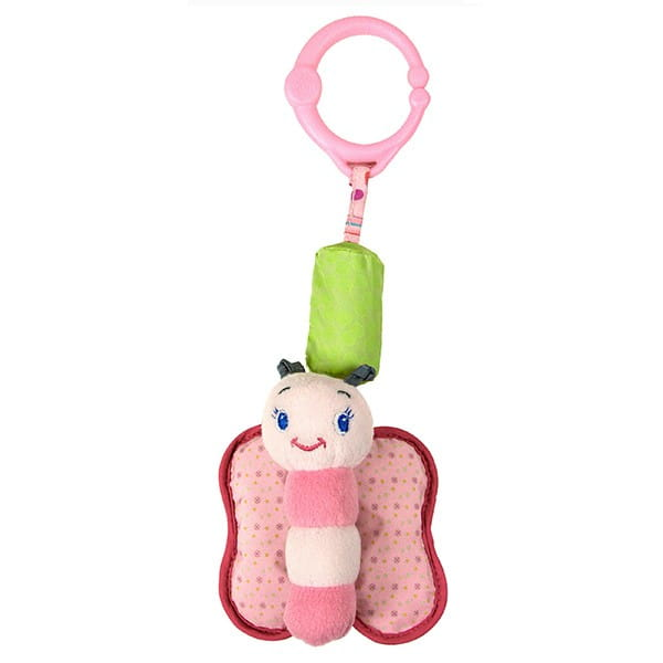 Развивающая игрушка Bright Starts 8674-1 Звонкий дружок - Бабочка