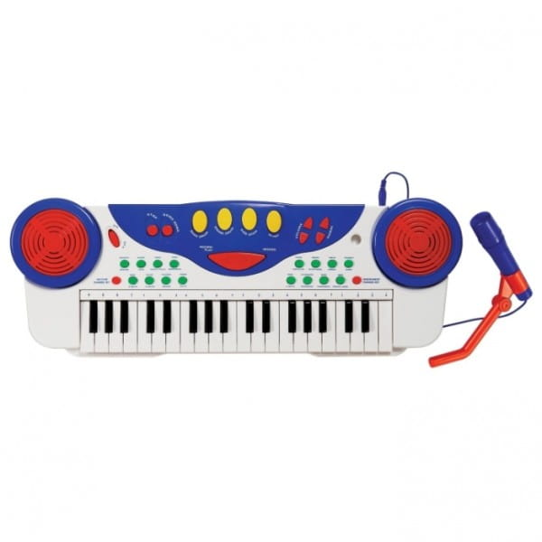Синтезатор с микрофоном My First Musical Keyboard (SS Music)