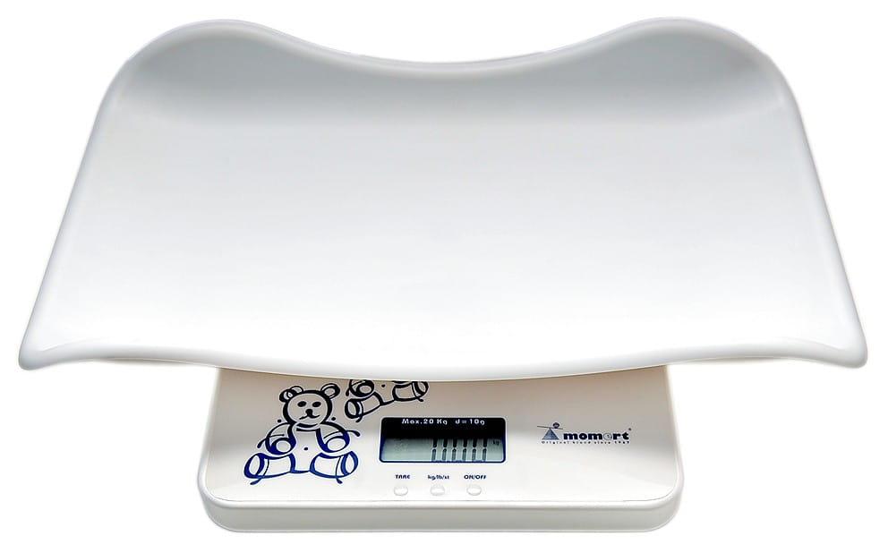 Детские электронные весы Momert бр598 6425