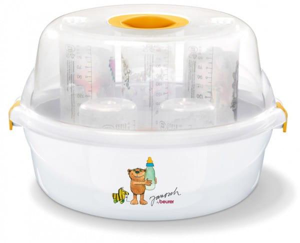 Купить Стерилизатор для детских бутылочек Beurer JBY40 (для СВЧ) в интернет магазине игрушек и детских товаров