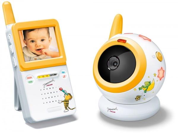 Купить Видеоняня Beurer JBY100 в интернет магазине игрушек и детских товаров