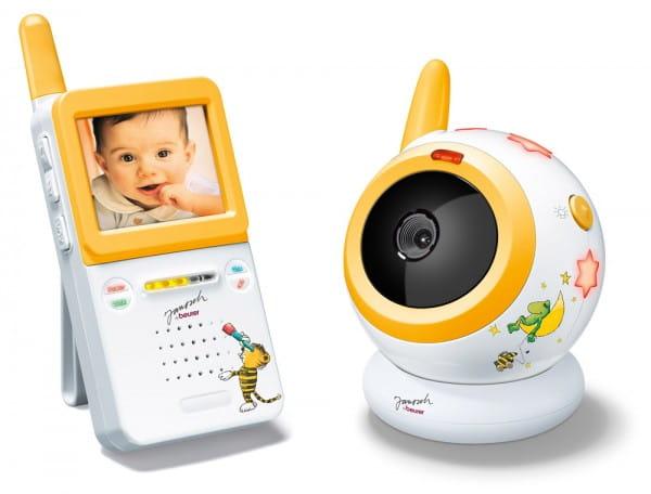 Купить Видеоняня Beurer JBY101 в интернет магазине игрушек и детских товаров