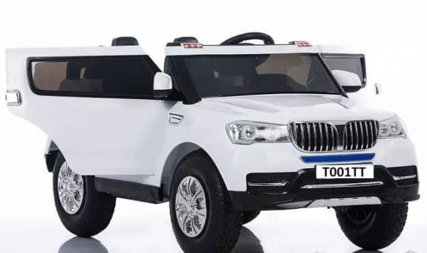 Купить Электромобиль River Toys BMW T001TT (с дистанционным управлением) в интернет магазине игрушек и детских товаров