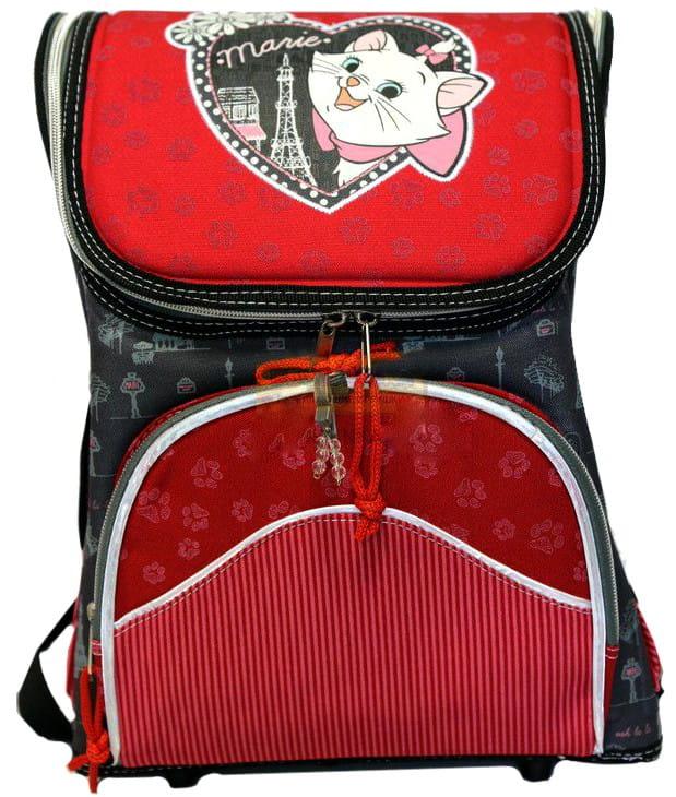 Ортопедический ранец-рюкзак Edu-Play 15992-MR Кошечка