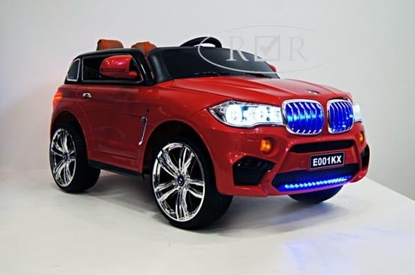 Электромобиль River Toys BMW Х5 E002КХ (с дистанционным управлением)