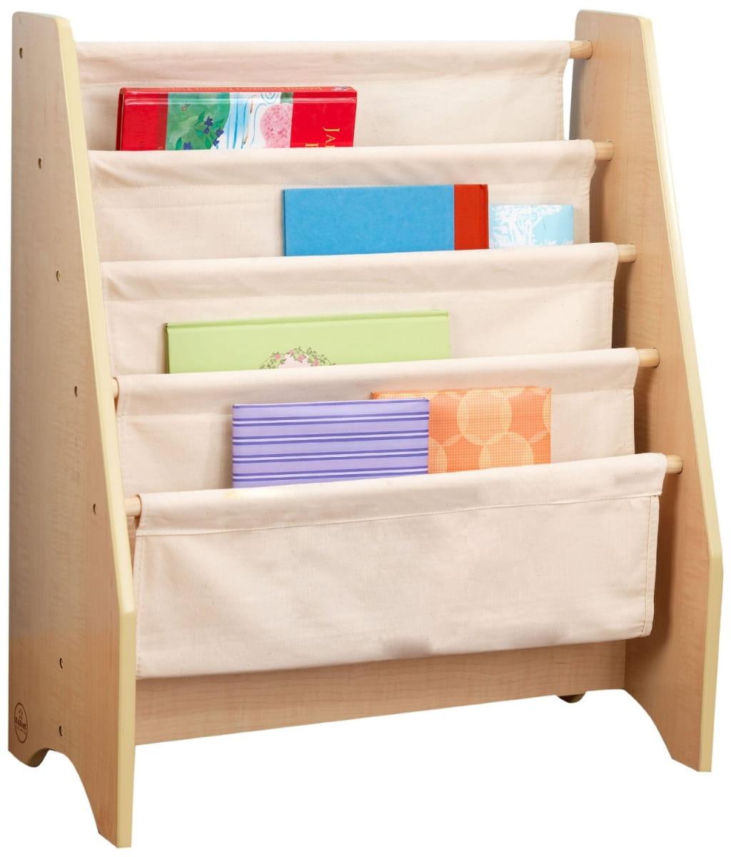 Шкафчик для книг KIDKRAFT Натуральный