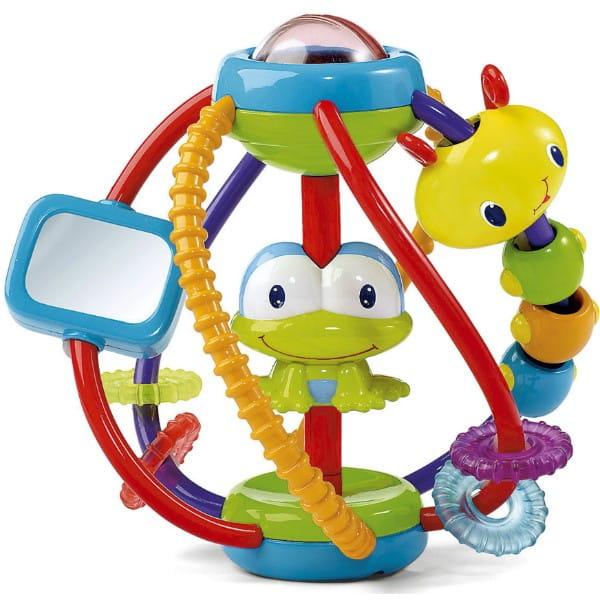 Развивающая игрушка Bright Starts Логический шар