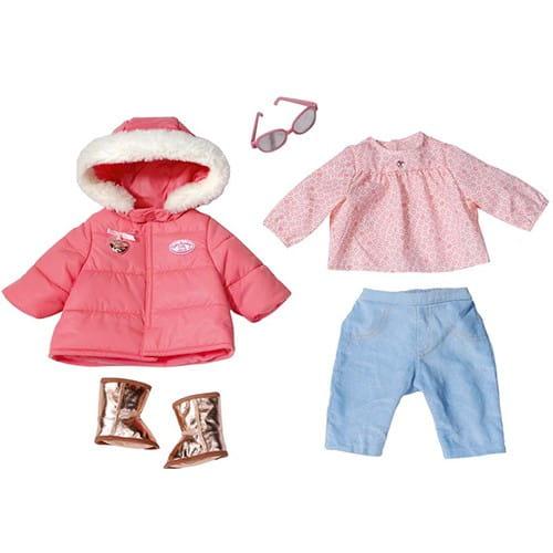 Купить Одежда зимняя Baby Annabell с сапожками (Zapf Creation) в интернет магазине игрушек и детских товаров