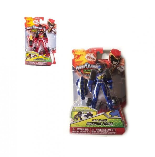 Купить Игровой набор Power Rangers Могучие рейнджеры Машинка-трансформер в интернет магазине игрушек и детских товаров