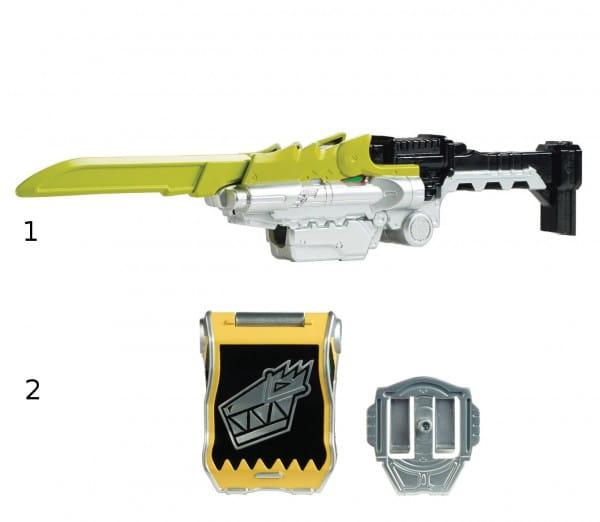 Купить Игровой набор Power Rangers Могучие рейнджеры Дино оружие в интернет магазине игрушек и детских товаров