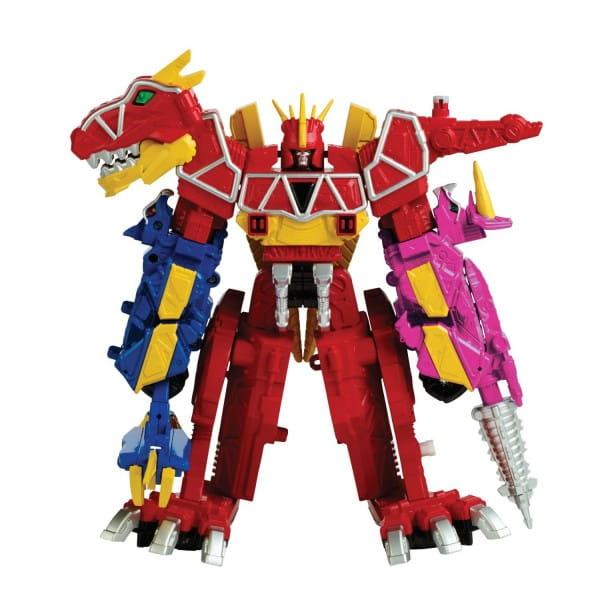 Купить Игровой набор Power Rangers Могучие рейнджеры Дино Мегазорд DX в интернет магазине игрушек и детских товаров