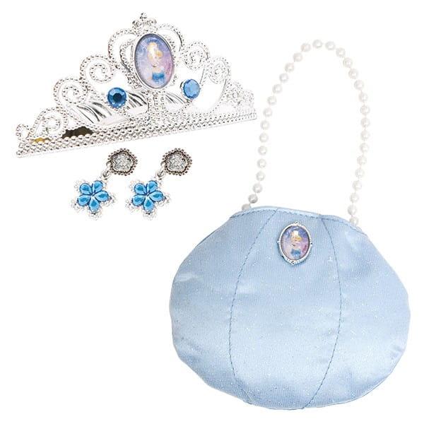 Купить Набор украшений Boley Золушка (с сумочкой) в интернет магазине игрушек и детских товаров